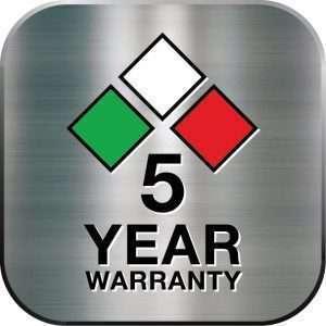 5 Year Warranty Button NO QA SHADOW jpg2