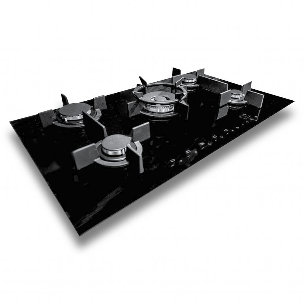 90cm electronic gas cooktop