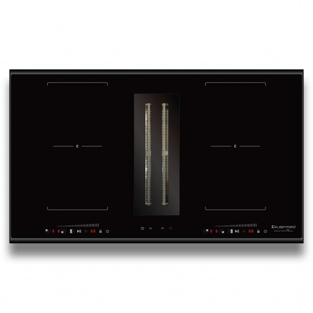 Induction Cooktop and Extractor
